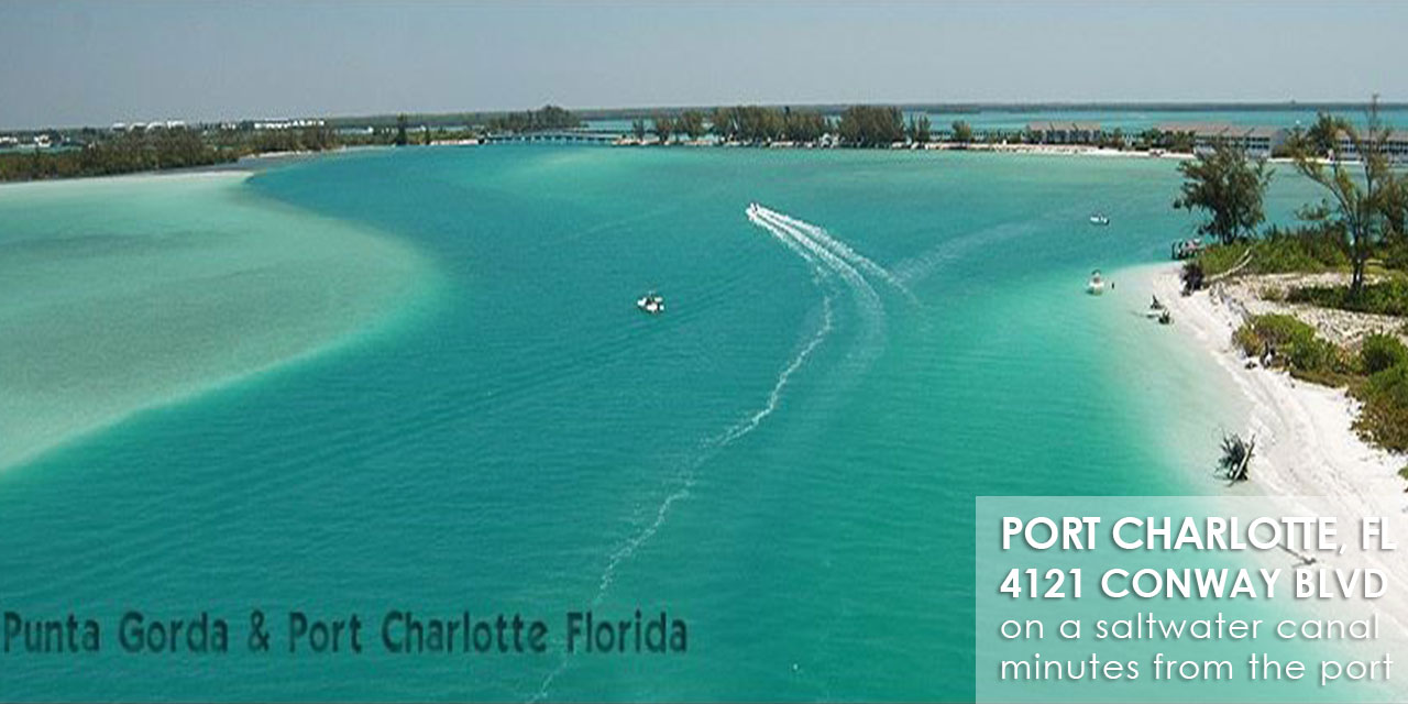 Port Charlotte vacation home